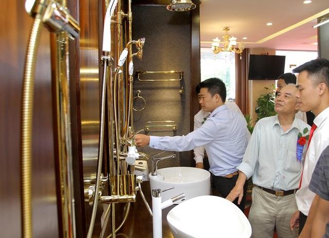 Cân nhắc khi chọn mua thiết bị vệ sinh cao cấp - 2