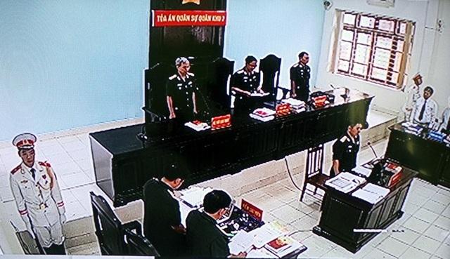 Hội đồng xét xử vụ Út trọc