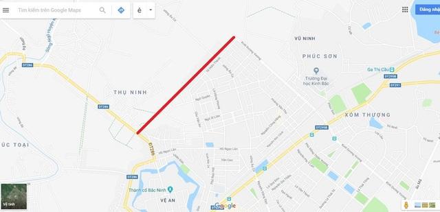 Con đường dự án ở Bắc Ninh được đổi từ 100ha đất (ảnh minh họa)