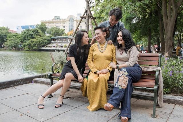 3 thế hệ nhà diva Thanh Lam giống nhau đến ngỡ ngàng - 10