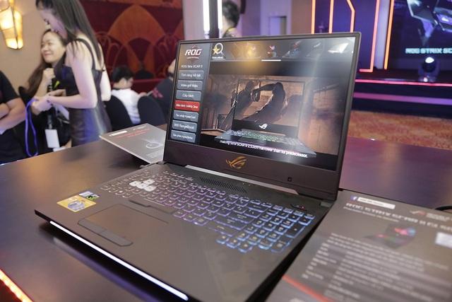 Bộ đôi laptop gaming từ ROG về Việt Nam với giá 45 triệu đồng - 4