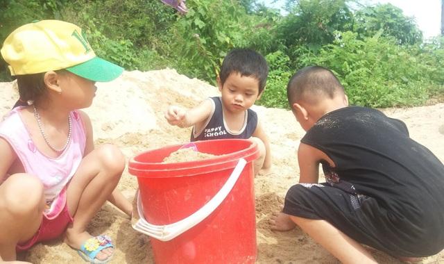 Nhiều đơn vị đưa trẻ về các vùng quê để trải nghiệm về kỹ năng sống (ảnh minh họa)