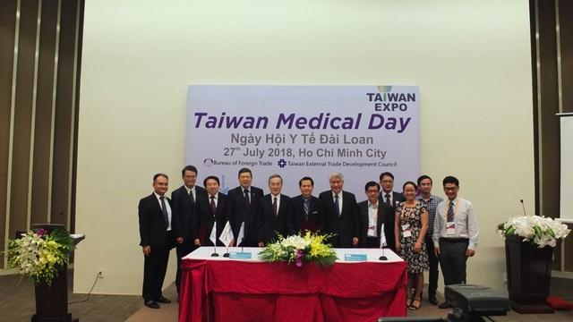 Y tế Việt Nam và Đài Loan hợp tác chăm sóc sức khỏe - 2
