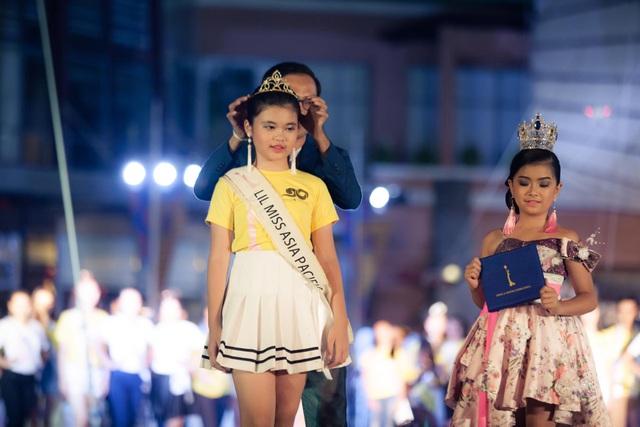 Người mẫu nhí Việt Nam đăng quang Hoa hậu nhí Châu Á Thái Bình Dương 2018 - 3