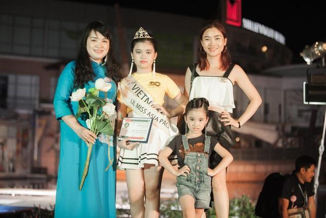 Người mẫu nhí Việt Nam đăng quang Hoa hậu nhí Châu Á Thái Bình Dương 2018 - 8