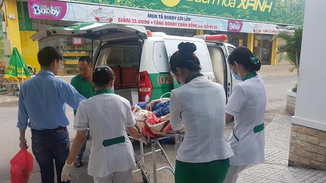 Nữ bệnh nhân nhập viện cấp cứu trong tình trạng nguy kịch vì vỡ thai ngoài tử cung