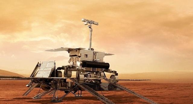 Các nhà khoa học đang tìm cách gieo trồng trên Sao Hỏa - 1