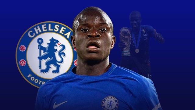 Kante sắp trở thành cầu thủ nhận lương cao nhất Chelsea