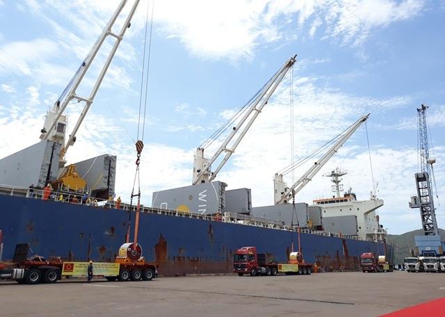 Quá trình cổ phần hóa cảng Quy Nhơn có nhiều bất thường khiến nhân dân địa phương bức xúc.