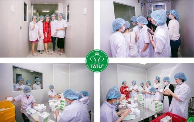 Á hậu doanh nhân Thái Ngân nỗ lực phát triển thương hiệu làm đẹp Việt - 4