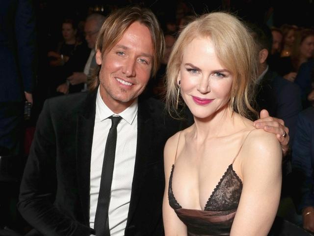 Nicole Kidman và chồng - nam ca sĩ Keith Urban