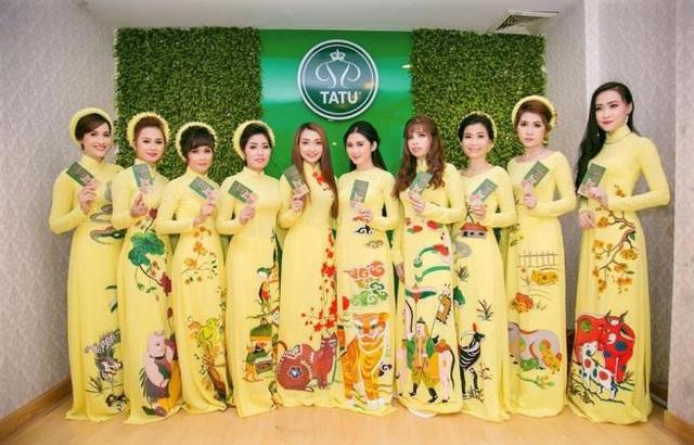 Á hậu doanh nhân Thái Ngân nỗ lực phát triển thương hiệu làm đẹp Việt - 2