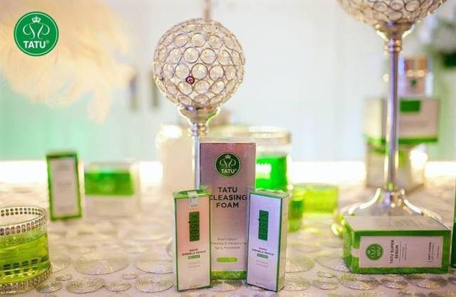 Á hậu doanh nhân Thái Ngân nỗ lực phát triển thương hiệu làm đẹp Việt - 5