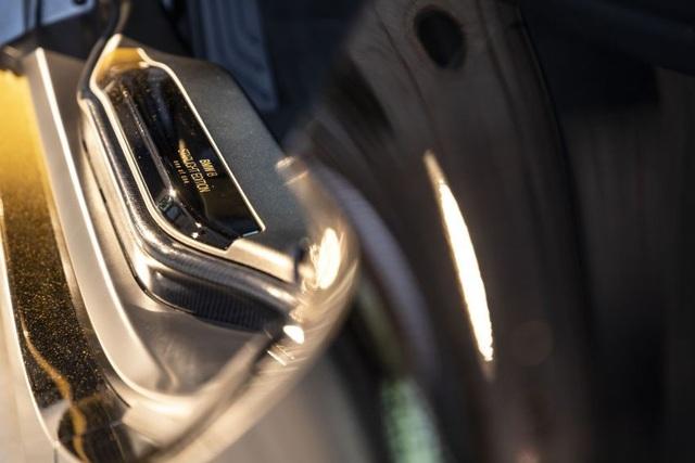 BMW trộn bột vàng vào sơn xe i3 và i8 - 12