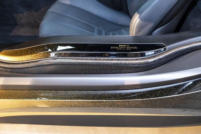 BMW trộn bột vàng vào sơn xe i3 và i8 - 11