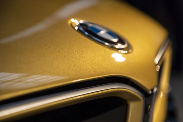 BMW trộn bột vàng vào sơn xe i3 và i8 - 4