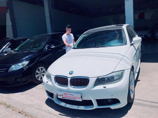 Anh Khương vừa thu mua chiếc BMW này trong mùa World Cup năm nay với giá mềm hơn so với tháng thường