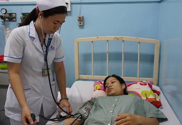 Nhờ thuyên tắc động mạch tử cung, tình trạng băng huyết ở sản phụ được chặn đứng