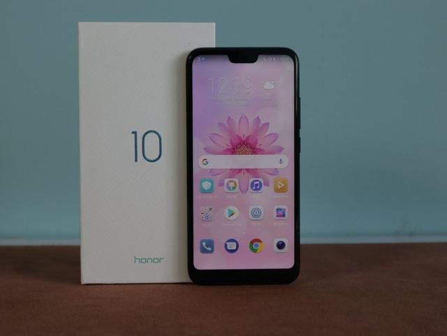 Đánh giá Honor 10, smartphone 10 triệu đồng với cấu hình mạnh - 5