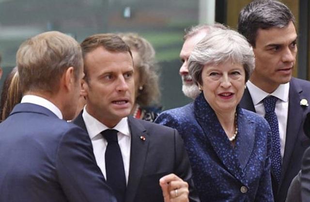 Nữ Thủ tướng Anh Theresa May vẫn có những bất đồng sâu sắc với các nhà lãnh đạo EU trong đàm phán