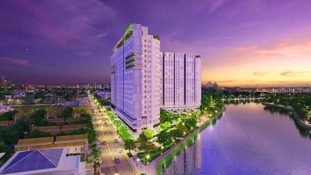 Marina Riverside cách trung tâm TP.HCM chỉ 15 phút di chuyển