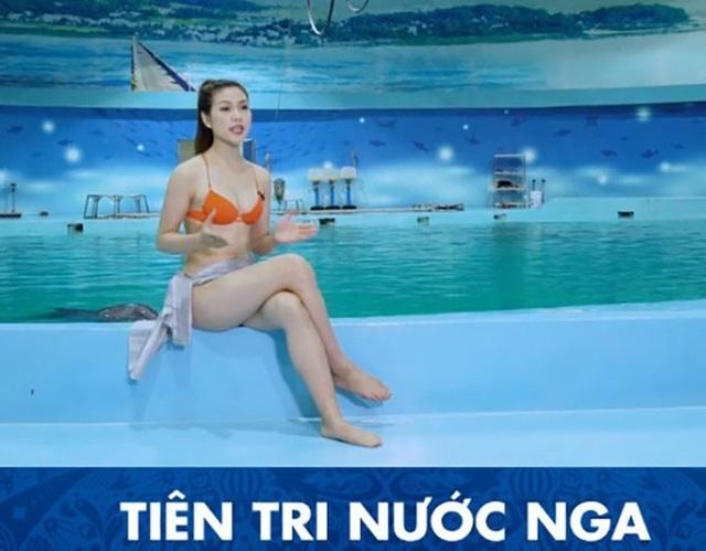 MC Thu Hằng: Diện bikini, người xem tăng gấp 3! - 4