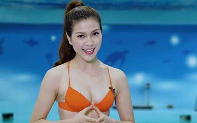 MC Thu Hằng: Diện bikini, người xem tăng gấp 3! - 3