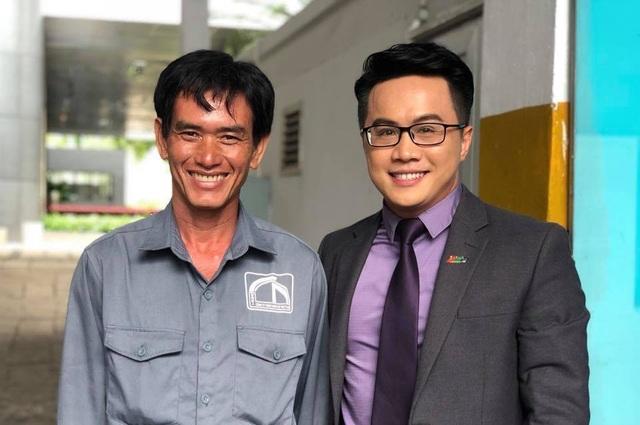 BTV Tấn Tài và anh Ngô Chí Hùng