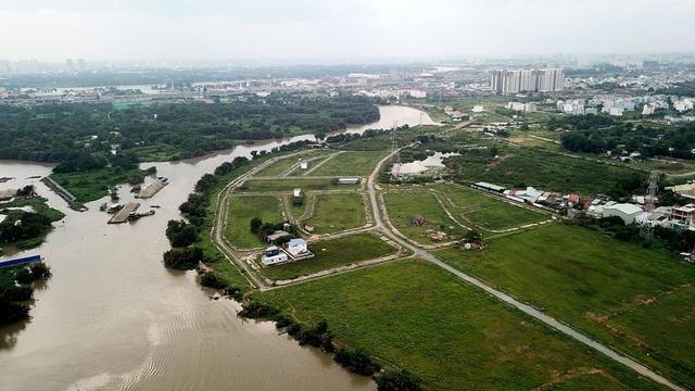 Dự án Khu dân cư Bắc Rạch Chiếc thuộc phường Phước Long A, có quy mô 78 hecta nằm trong tổng thể Khu thể dục thể thao Rạch Chiếc, sân Golf quận 2, Metro An Phú. Dự án cách trung tâm TPHCM khoảng 7 km.