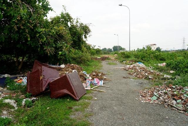 """Giá đất tại dự án khu dân cư Bắc Rạch Chiếc """"rớt"""" thê thảm - 3"""