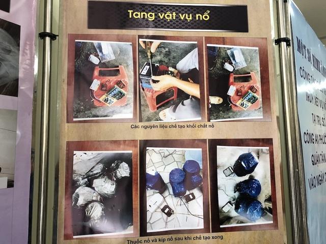Manh mối phá án vụ khủng bố trụ sở công an phường tại TPHCM - 2