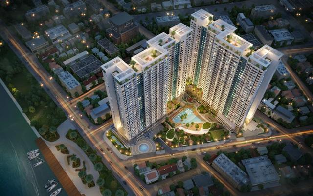 Charmington Iris - căn hộ trong khu downtown all in one tại 76 Tôn Thất Thuyết, Quận 4, TP. HCM