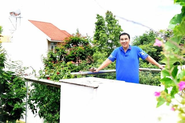 Điều đặc biệt trong biệt thự nhà vườn triệu đô của MC Quyền Linh - 20