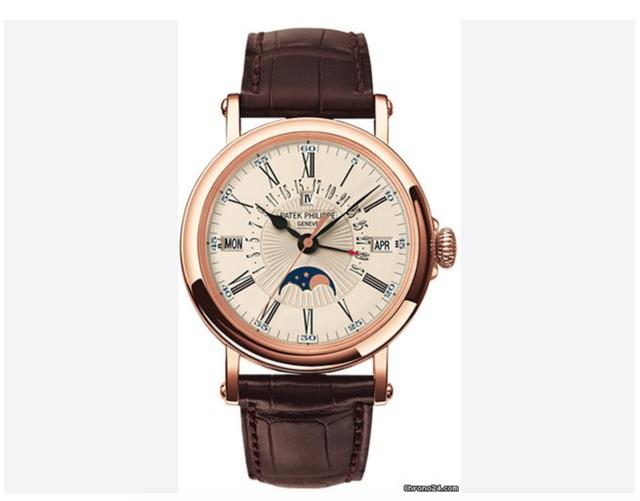Chiếc đồng hồ Patek Philippe do ông Phó tổng tập đoàn tư nhân (trong bài viết) đeo trị giá 1,8 tỷ đồng, bị Trịnh Xuân Thanh chê là đồng đồ cho lái xe đeo (Ảnh minh họa)