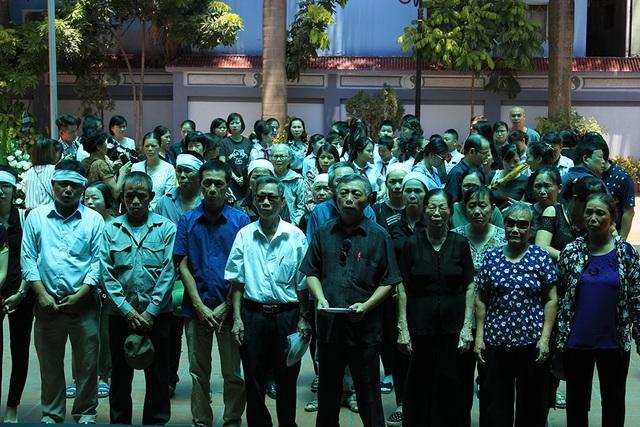 Theo gia đình, lễ hỏa táng bé Vân Nhi diễn ra tại Đài hóa thân Hoàn Vũ (Hà Nội) vào chiều cùng ngày.