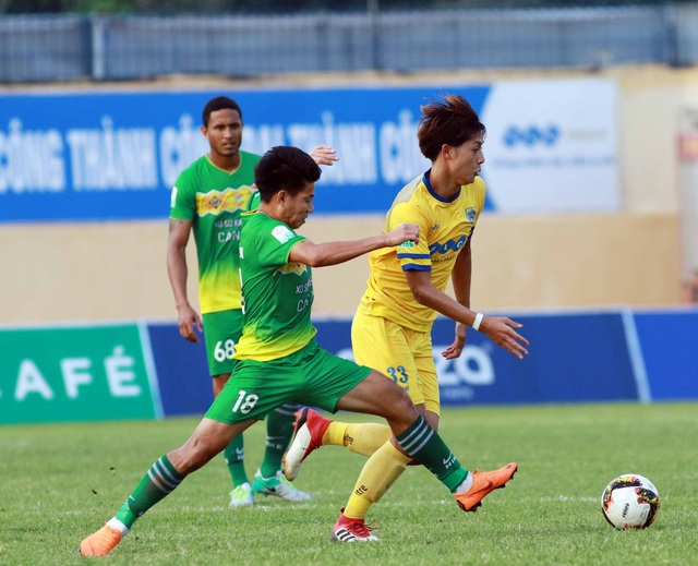 FLC Thanh Hoá sẽ có chuyến làm khách trên sân Thống Nhất (ảnh: Gia Hưng)