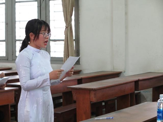 Thí sinh thi Sư phạm Mầm non ngoài phần thi kể chuyện và đọc diễn cảm thì sẽ phải trải qua phần hát nhạc.