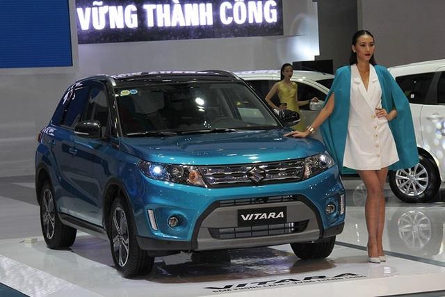 Suzuki đang trả giá cho việc chuyển hết mảng xe du lịch sang nhập khẩu, thay vì lắp ráp trong nước (Swift, Vitara...)