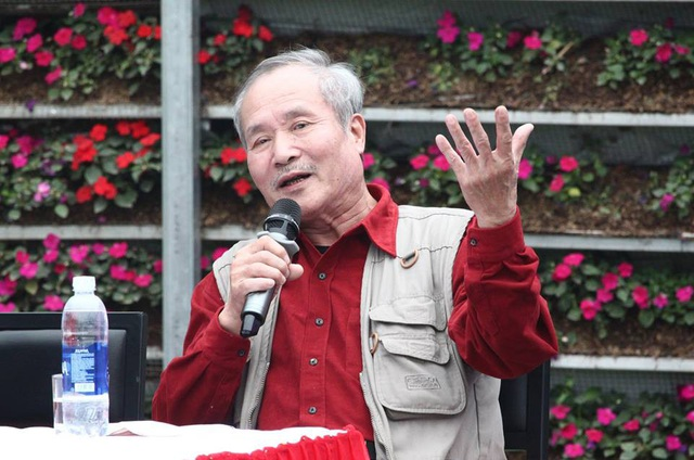 TS Vũ Thế Long - Nguyên Trưởng ban Môi trường và Con người, Viện Khảo cổ học Việt Nam.