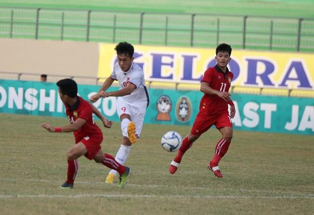 U19 Việt Nam vẫn bỏ lỡ nhiều cơ hội ở trận đấu này