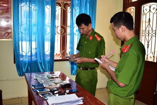 Công an Ninh Bình đang tiếp tục mở rộng điều tra vụ cá độ bóng đá với số tiền khủng.