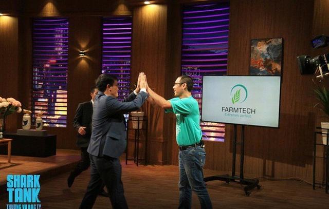 """Farmtech với """"giấc mơ"""" rót vốn 4,4 tỷ đồng"""