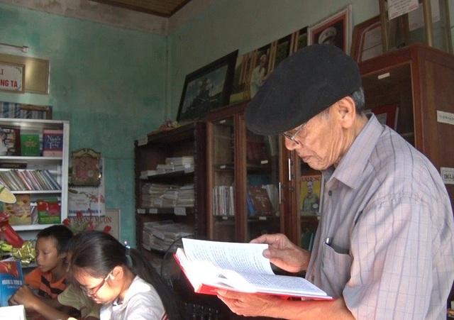 Làng Quảng Xá, xã Tân Ninh, huyện Quảng Ninh (Quảng Bình) được biết đến là vùng đất hiếu học và có truyền thống đọc sách
