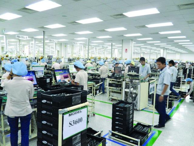 Số liệu từ Tổng Liên đoàn Lao động Việt Nam chỉ ra, 78,4% số vụ đình công xảy ra tại các doanh nghiệp FDI.