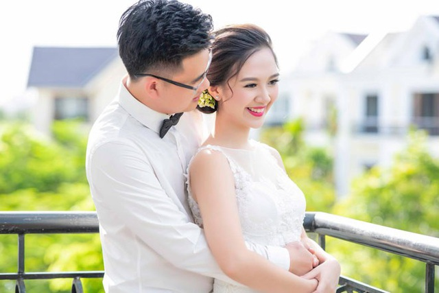 Cô nàng khiến nhiều người bất ngờ khi khoe ảnh theo chồng về dinh.