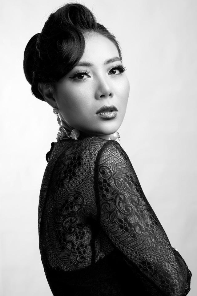 Ít tai biết, Thanh Hương từng đăng quang ngôi vị Á hậu Hoa hậu Hải Dương 2006.