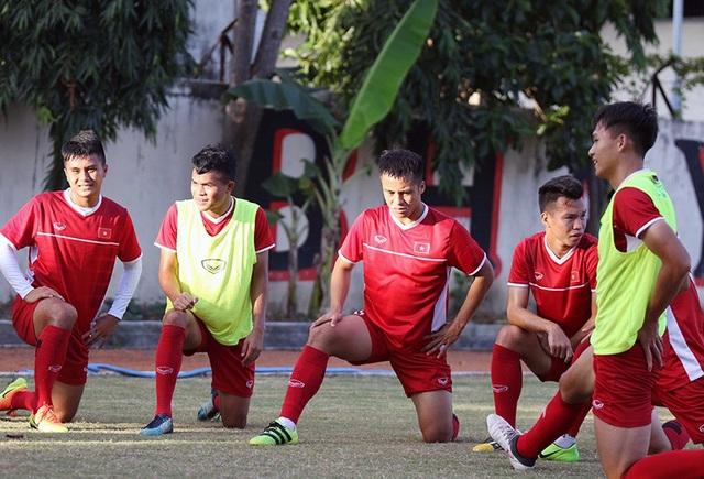 U19 Việt Nam quyết không chủ hòa U19 Indonesia