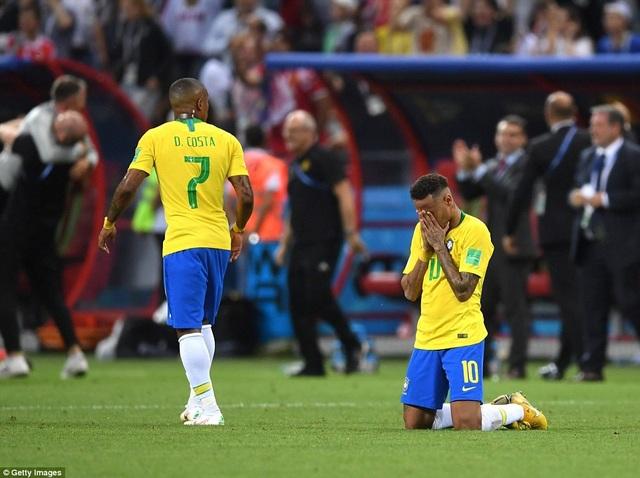 BLV Quang Huy đánh giá Brazil đã có một trận thua tồi tệ