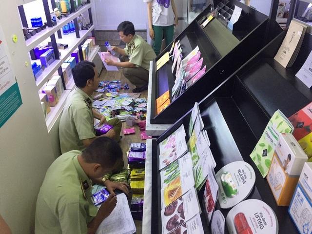 """Lật tẩy chiêu gắn """"mác"""" Hàn Quốc tại nhiều cửa hàng mỹ phẩm - 6"""