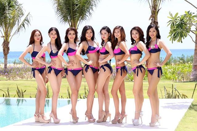 Dàn thí sinh xinh đẹp mùa giải đầu với nhan sắc tự nhiên không phẫu thuật thẩm mỹ
